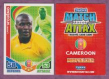 Cameroon Landry N`Guemo Glasow Celtic 40